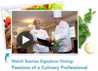 Watch Video: Passions of a Chef