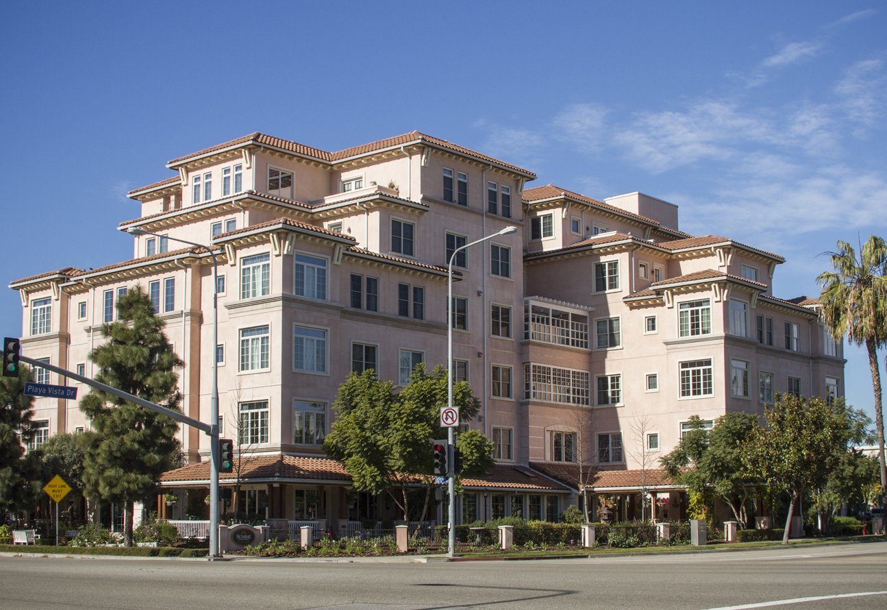 Welcome to Sunrise of Playa Vista