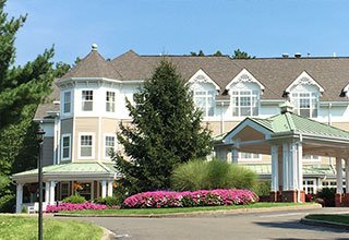 Sunrise of Stamford, Connecticut, exterior shot 1