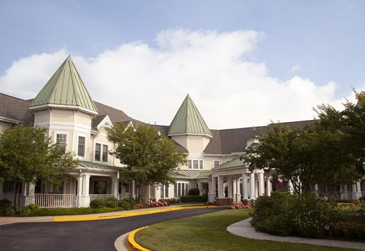 Welcome to Sunrise of Annapolis Assisted Living Maryland