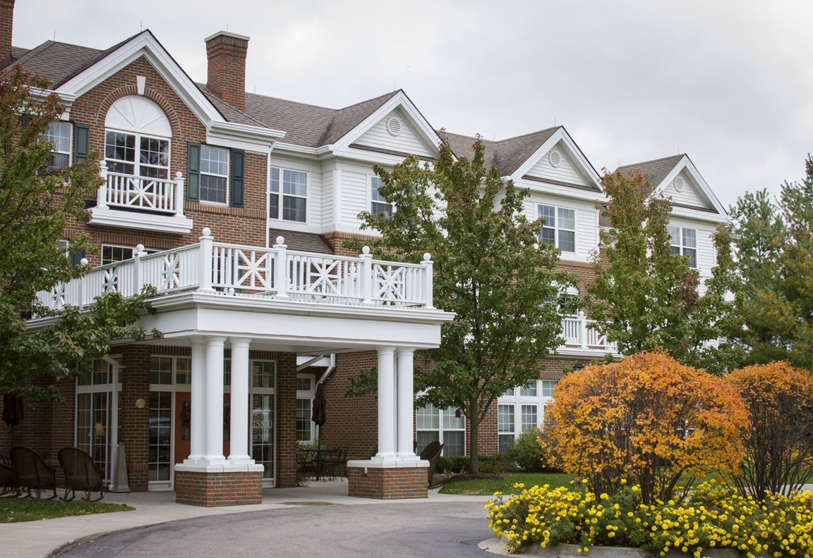 Brighton Gardens Of Northville Plymouth Mi Senior Living
