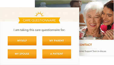 Care Questionnaire Spotlight