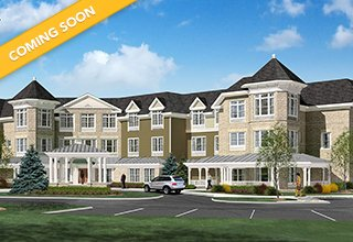 Sunrise of Dublin, OH, senior living community