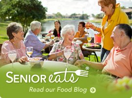 Senior Eats Read our Food Blog