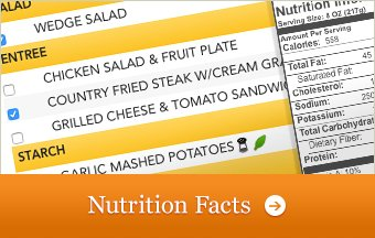 Sunrise Nutrition Facts