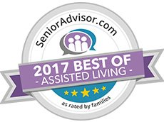 Assisted Living Award IFS 2017