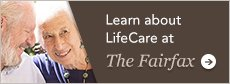 Learn About LifeCare at Fairfax