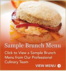 Sunrise Sample Brunch Menu