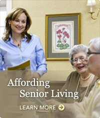 Affording Senior Living