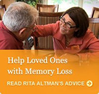Help Loved Ones with Memory Loss