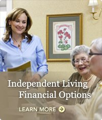 Independent Living Financial Options