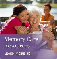 Memory Care Resources
