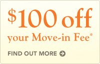 Move in Coupon