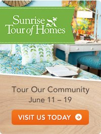 Sunrise Tour of Homes