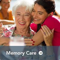 Memory Care Spotlight