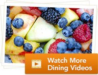 Dining Videos Spotlight