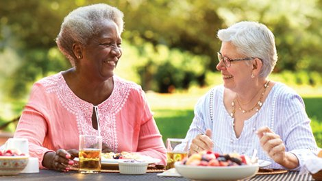 Sunrise Senior Living | Dining Program