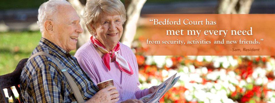 Activities at Bedford Court