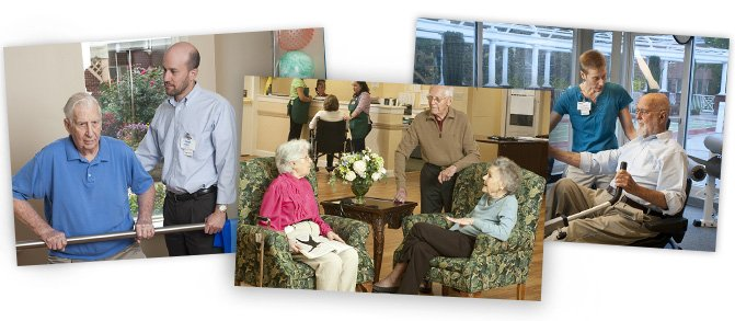 Colonnades Skilled Nursing