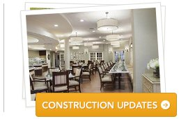 The Fairfax, VA Independent Living Community Construction Updates