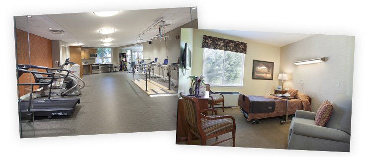 skilled nursing and rehabilitative care at the Quadrangle in Haverford, PA