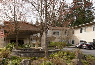 Redmond Senior Living Exterior