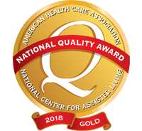 Gold National Quality Award