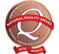 National Quality Award - 2018 Bronze Badge