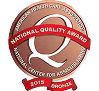 National Quality Bronze Award 2015